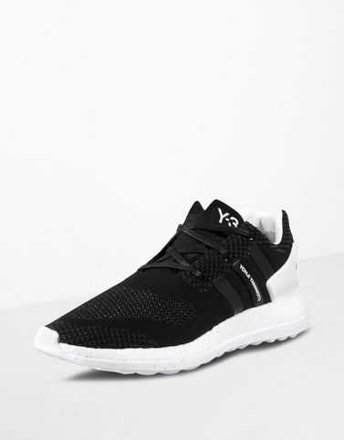 Y-3 PURE BOOST ZG KNIT SHOES man Y-3 adidas