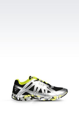 Armani Footwear Men c-cube running shoe