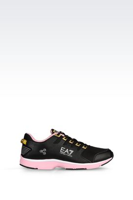 Armani Footwear Women c-cube running shoe