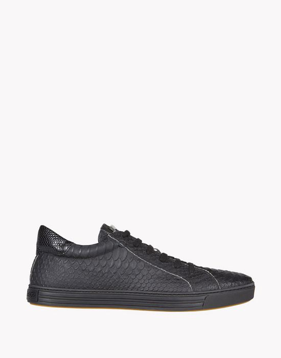 tennis club sneakers scarpe Uomo Dsquared2