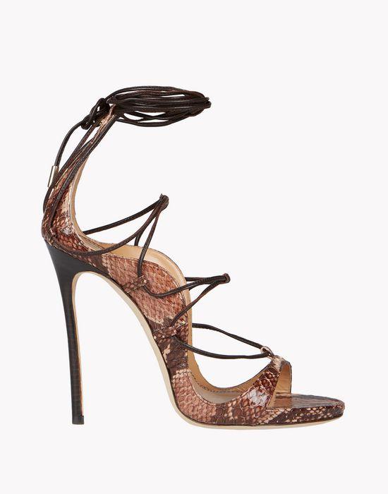 riri sandals shoes Woman Dsquared2