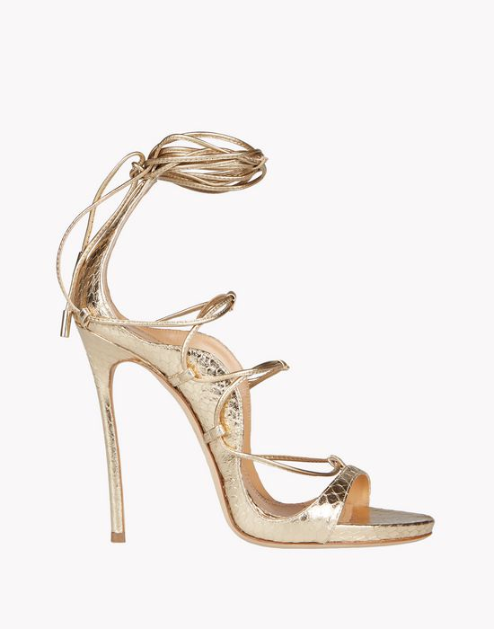 DSQUARED2 High-heeled sandals D S16C2013177043 f