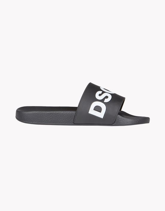 dune flip flop shoes Man Dsquared2