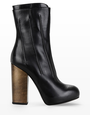 TRUSSARDI - Ankle boots