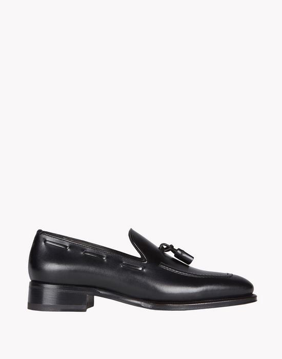 ubaldo tassel loafers chaussures Homme Dsquared2