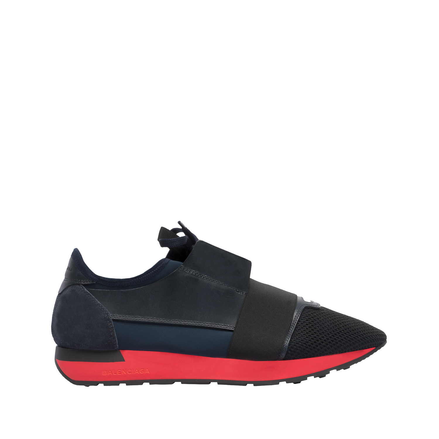 balenciaga race runners navy men 39 s race shoes. Black Bedroom Furniture Sets. Home Design Ideas