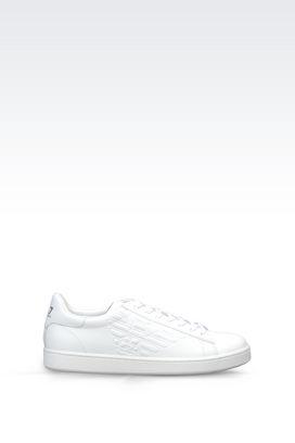 Armani Footwear Women leather sneaker