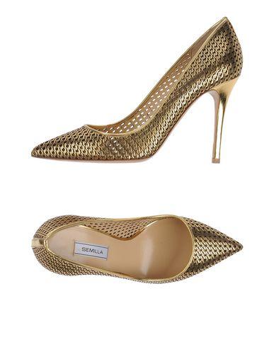 Туфли  Золотистый цвета