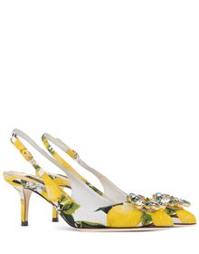 Sling-backs - DOLCE & GABBANA