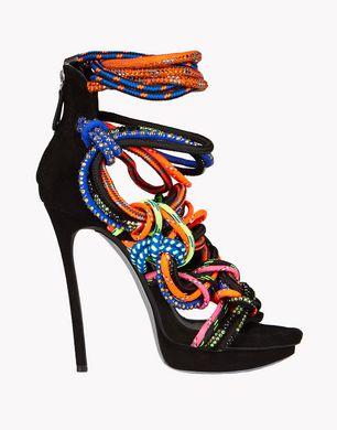 DSQUARED2 High-heeled sandals D S16C308811M037 f