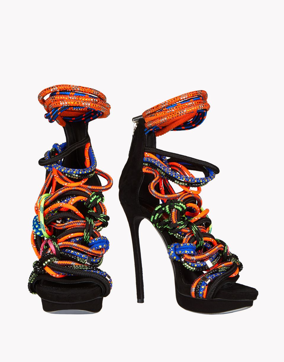 ariel sandals shoes Woman Dsquared2