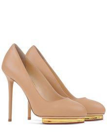 Closed toe - CHARLOTTE OLYMPIA