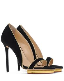 Open toe - CHARLOTTE OLYMPIA