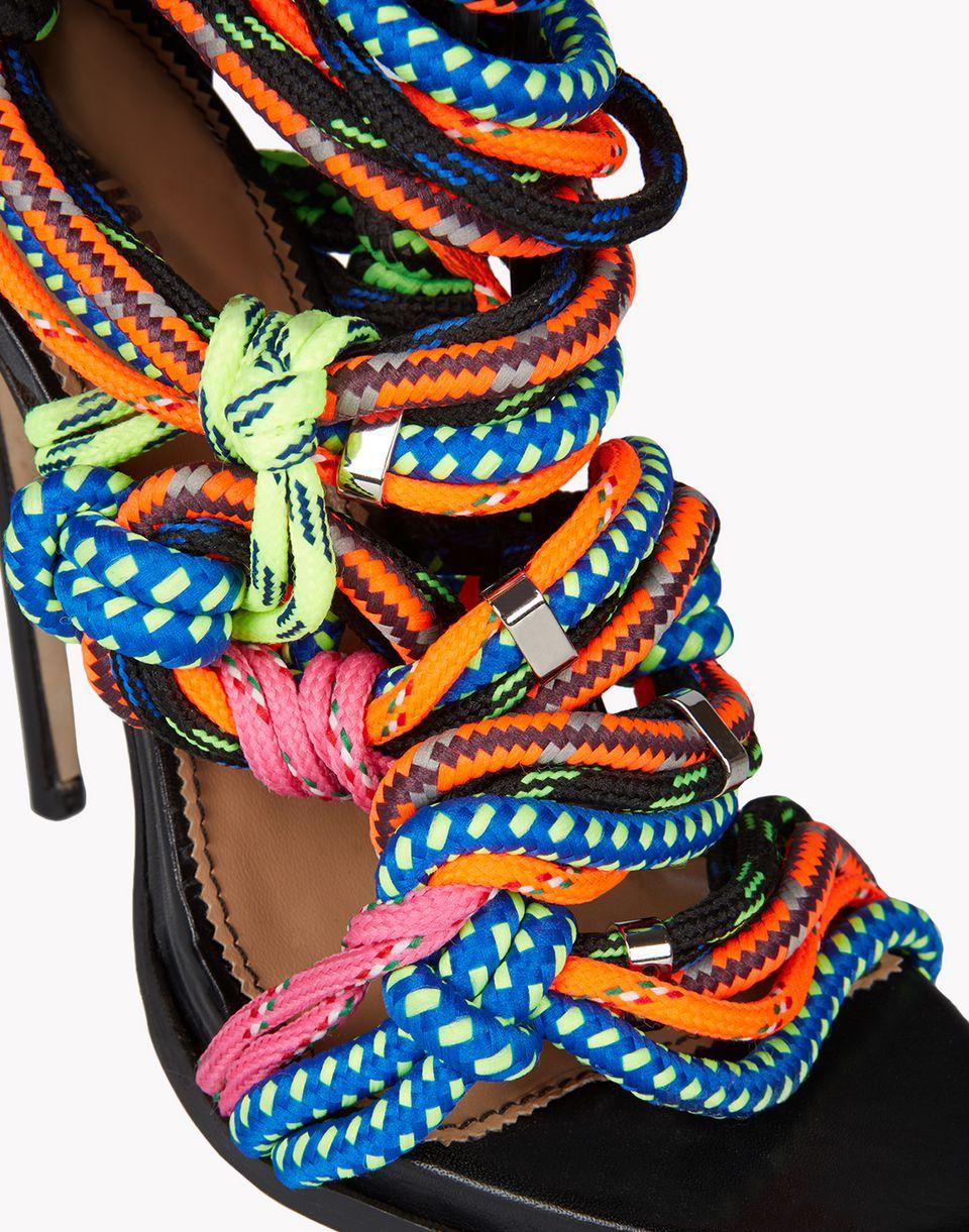 techno japan sandals shoes Woman Dsquared2