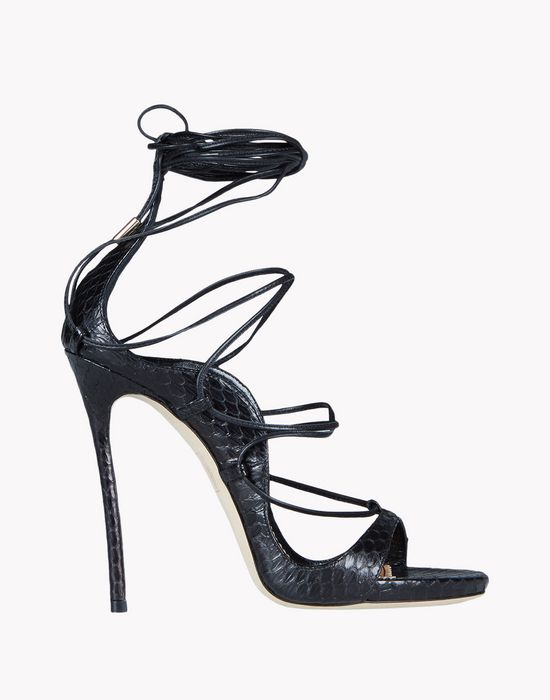 DSQUARED2 High-heeled sandals D W16C5093172124 f
