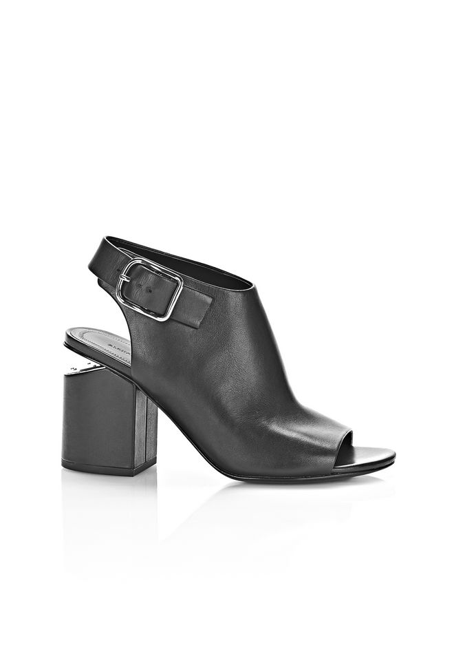 ALEXANDER WANG Heels NADIA SANDAL WITH RHODIUM