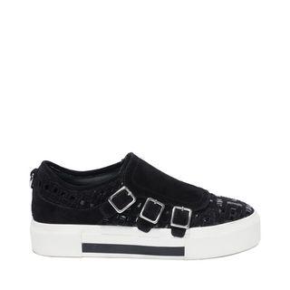 ALEXANDER MCQUEEN, Sneakers, 3 Buckle Sneaker