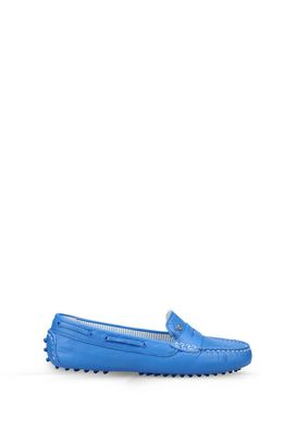Armani Loafers Men leather driving shoe