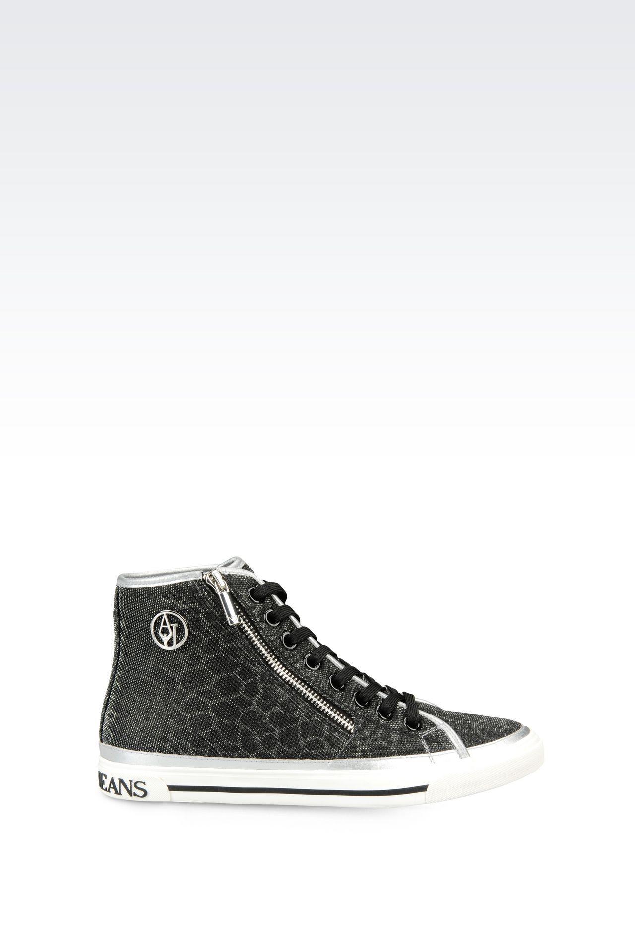 armani shoes femme