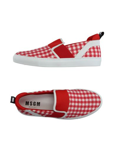 Foto MSGM Sneakers & Tennis shoes basse uomo