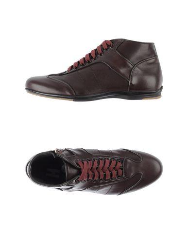 Высокие кеды и кроссовки ALEXANDER HOTTO 44986838GM