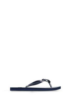 Armani Sandals Women pvc flip flop