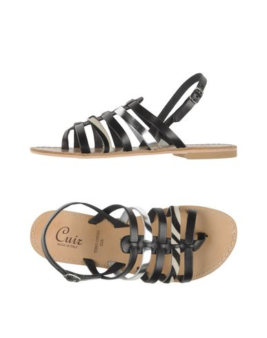 Foto CUIR SHOES Infradito donna
