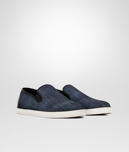 SNEAKER IN DARK NAVY DENIM