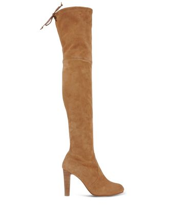 STUART WEITZMAN Bottes et bottines Cuissardes on shoescribe.com