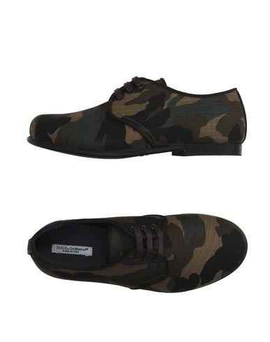 Низкие кеды и кроссовки DOLCE & GABBANA 44992134CV
