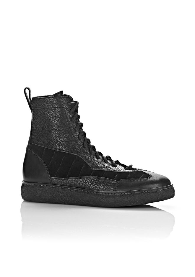 EDEN HIGH TOP SNEAKERS