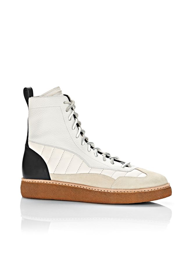 ALEXANDER WANG Sneakers Men EDEN HIGH TOP SNEAKERS