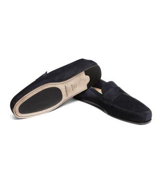 ERMENEGILDO ZEGNA: Loafers Blue - 44995555KQ