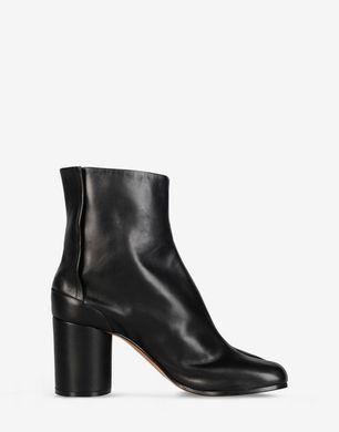 Maison Margiela Leather 'Tabi' boots