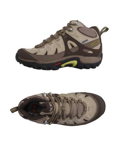 Высокие кеды и кроссовки SALOMON 44999576SC