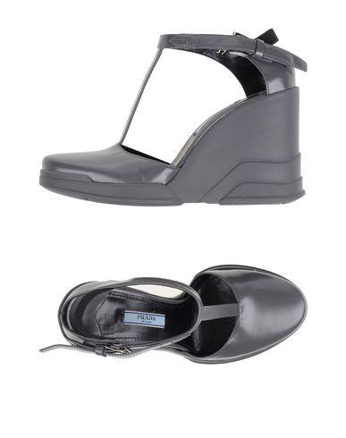 Туфли PRADA 44999601CQ