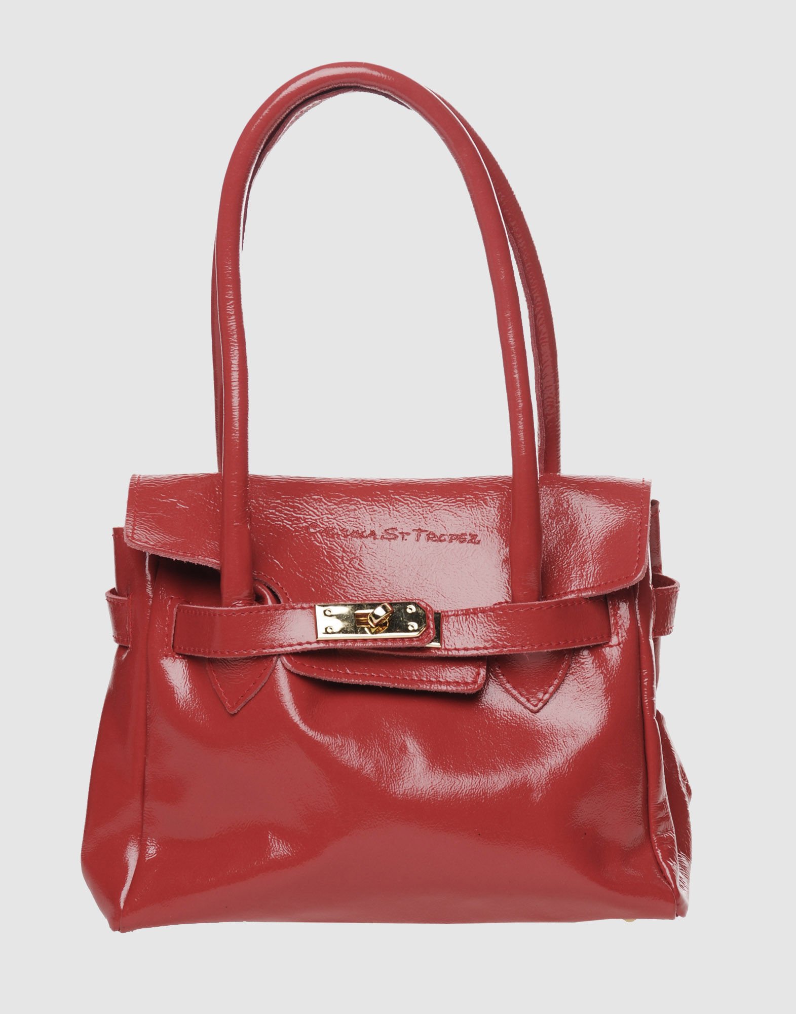 CAL UKA ST TROPEZ Women Handbags Medium leather bag CAL UKA ST TROPEZ on YOOX from yoox.com