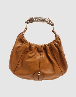 YSL RIVE GAUCHE Women - Handbags - Medium leather bag YSL RIVE GAUCHE on YOOX from yoox.com
