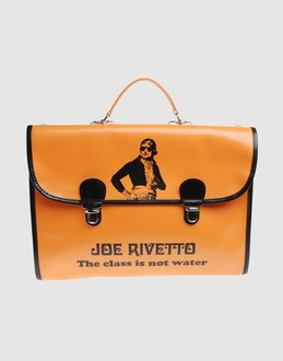 JOE RIVETTO Women - Handbags - Large fabric bag JOE RIVETTO on YOOX :  arrivals accessories extreme hobo
