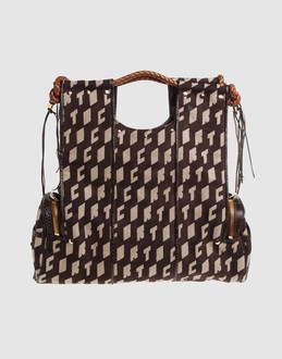CORTO MOLTEDO Women - Handbags - Large leather bag CORTO MOLTEDO on YOOX