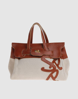 SECRET PON-PON Women - Handbags - Large fabric bag SECRET PON-PON on YOOX :  hermes inspired top label large designer apparel