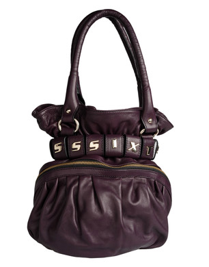 Medium leather bag Women - Handbags Women on Miss Sixty Online Store