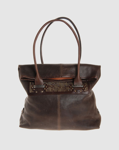 DIESEL Women - Bags - Large leather bag DIESEL on YOOX from yoox.com