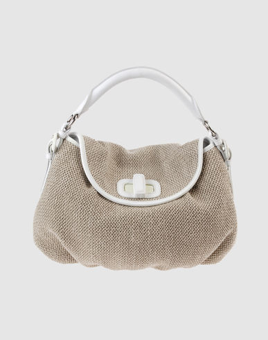 JIL SANDER Women - Bags - Medium leather bag JIL SANDER on YOOX from yoox.com