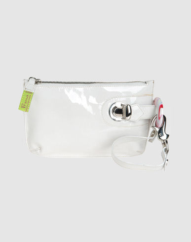 MATERIA PRIMA Women - Handbags - Clutches MATERIA PRIMA on YOOX