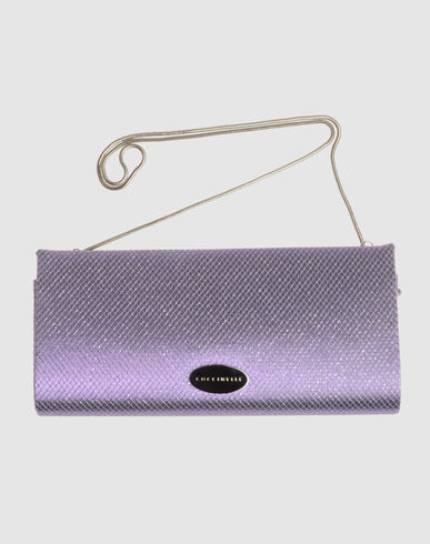 COCCINELLE Women - Handbags - Clutches COCCINELLE on YOOX