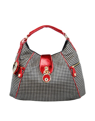 Large leather bag Women - Handbags Women on Moschino Online Store :  top wear moschino accessories dresses