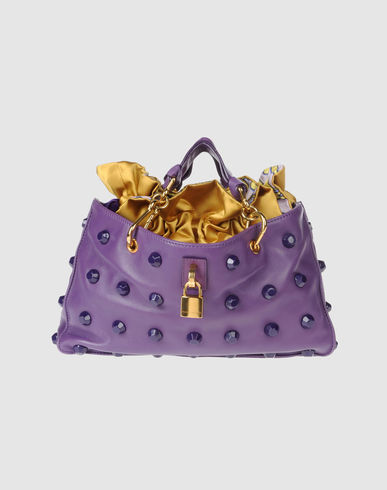 MARC JACOBS Women - Handbags - Medium leather bag MARC JACOBS on YOOX United States :  shopping bags skirts roberto cavalli