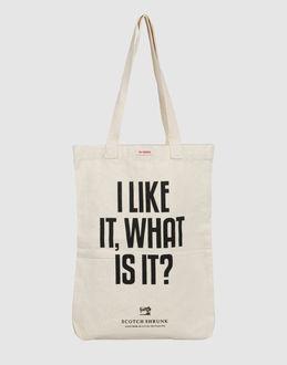 SCOTCH & SHRUNK - СУМКИ - Большие сумки из текстиля