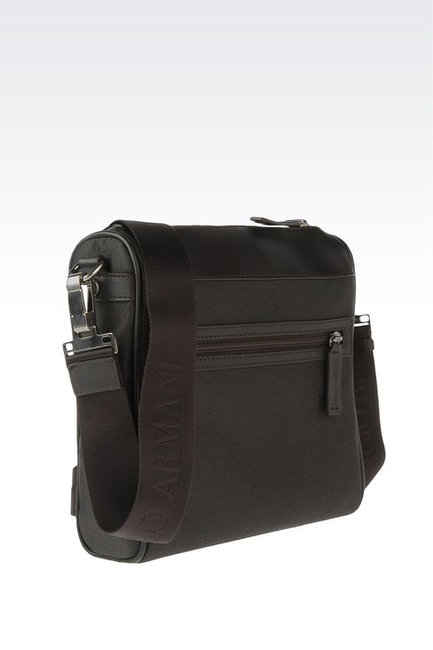 Bags: Messenger bags Men by Armani - 3